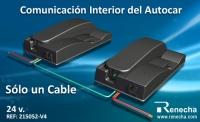 Interfono Comunicación Autocares